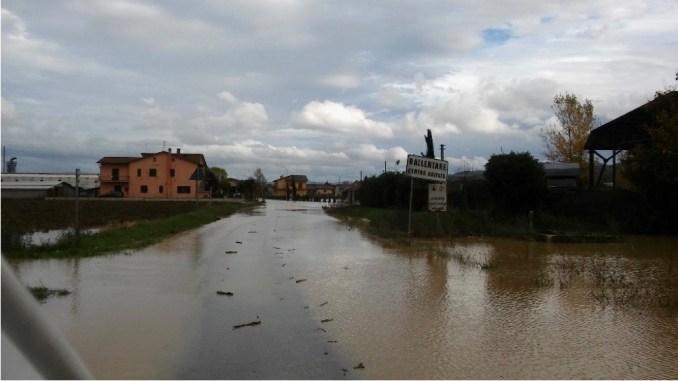 Basta inondazioni del Sovara, messa in sicurezza territorio Citerna