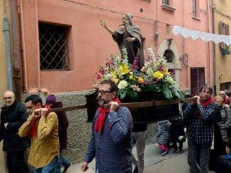 Festa di Sant'Antonio abate, 12 gennaio in Corso Bersaglieri