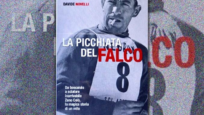 """Un libro sul """"legnaiuolo"""" campione di sciZeno Colò sarà presentato domani in regione a Perugia"""