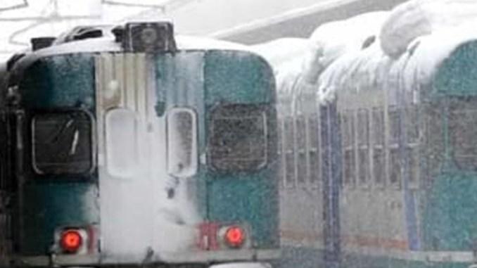 Umbria, qualche nevicata fino a quote medio basse