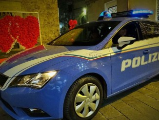 Cittadino extracomunitarioricercato arrestato dalla Polizia di Stato di Terni