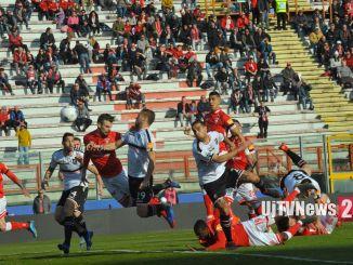 Perugia Calcio, Brignoli para tutto, Sadiq sbaglia, passa il Palermo 1-2