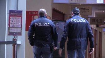 Polizia areoporto