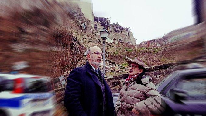 Sottosegretario Vito Crimi in Umbria, va dai terremotati e non solo