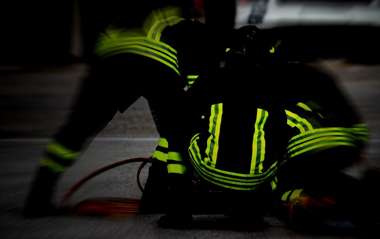 Allarme in via Settevalli Perugia perdita di quintali di gasolio, ore di lavoro per i Vigili del fuoco