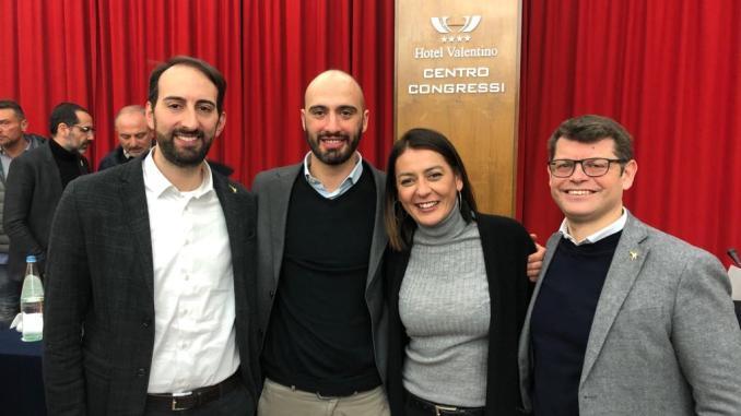Evento di chiusura campagna elettorale, Saltamartini, serve segnale forte