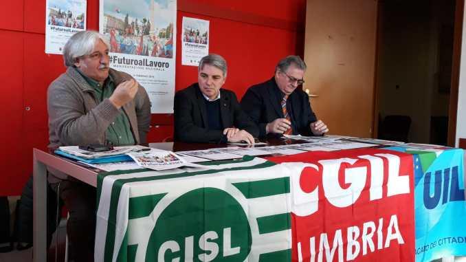Futuro al Lavoro, 27 pullman dall'Umbria per la manifestazione a Roma