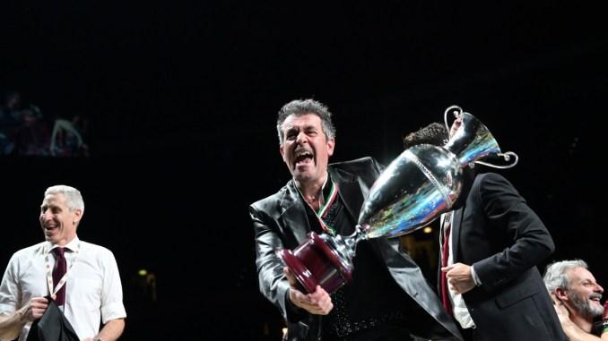 Vinta la Coppa Italia, Sir Colussi Sicoma vola in Russia, c'è la Dinamo Mosca