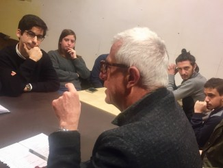 Giuliano Giubilei Sindaco, apertura della campagna elettorale