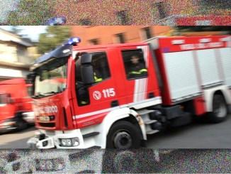 Tre incendi in Valnerina, bruciano boschi a Preci, Cascia e Sellano