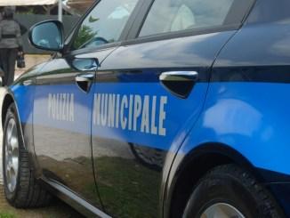 Denunciato dalla Polizia locale, writer in azione a San Mariano di Corciano