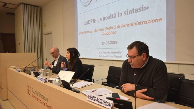L'impatto organizzativo del nuovo regolamento privacy nella P.A.
