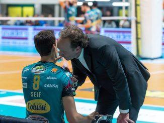 Sir Safety Conad Perugia subito in allenamento c'è Champions contro l'Arkas Izmir