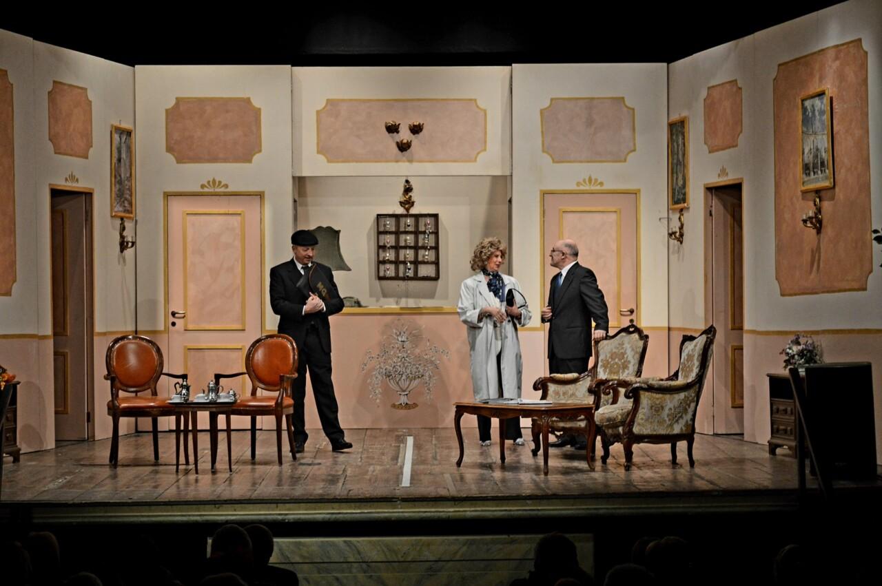 Teatro Sociale di Amelia tutto esaurito venerdì 15 febbraio