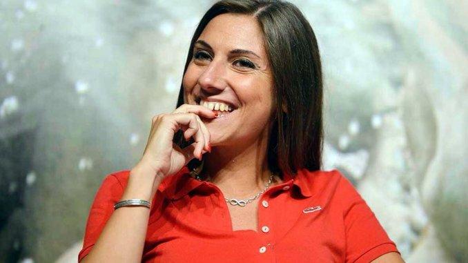 Anna Ascani è stata nominata vicepresidente nazionale del Partito Democratico