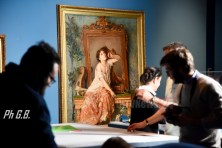 Bolle di sapone, mostra alla Galleria Nazionale dell'Umbria