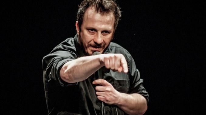 Tourné, Giorgio Montanini all'Auditorium Capitini il 16 marzo
