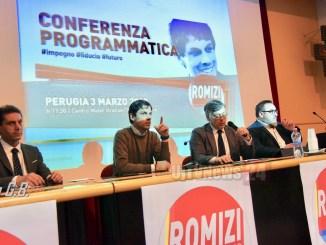 Elezioni 2019, la conferenza programmatica a Montemorcino