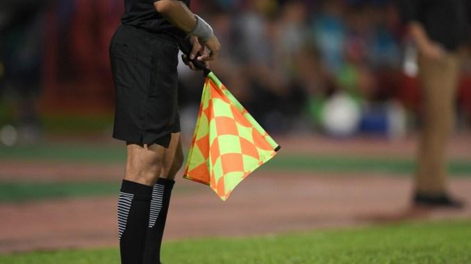 Minaccia terna arbitrale, daspo per allenatore dei portieri