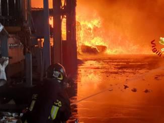 Incendio Ponte San Giovanni, Carmine Camicia, disastro ambientale evitabile