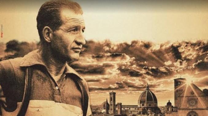"""Storia Gino Bartali progetto """"Nuvole"""" spettacolo teatrale lunedì11 marzo"""