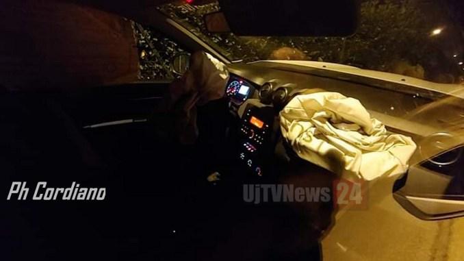 Incidente stradale nella notte a Sant'Andrea delle Fratte, il secondo in pochi giorni