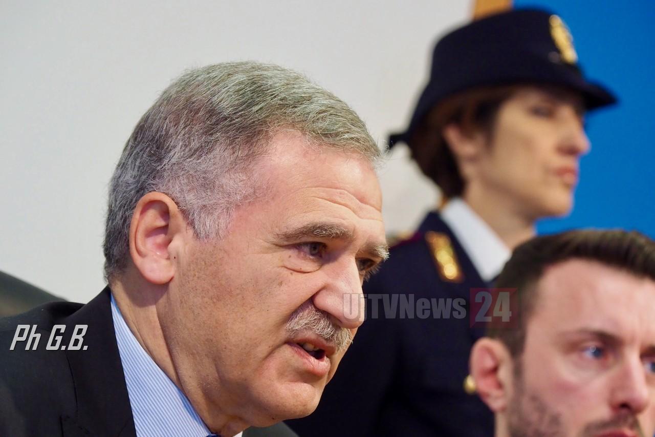 Oltre 30 i provvedimenti di espulsione nel mese di ottobre a Perugia