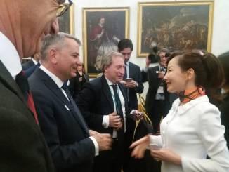 La Via della Seta arriva anche in Umbria, firmato a Roma accordo con la Cina