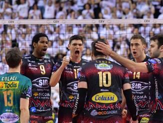 Semifinale di Champions, tra Perugia e Berlino c'è lo Zenit Kazan!
