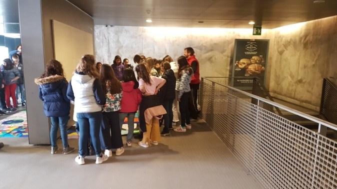 studenti dell'istituto San Paolo