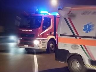 Esplosione in un appartamento a Terni, tre persone ustionate gravi