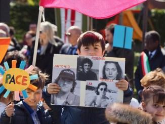 Perugia onora le vittime delle mafie, intitolate quattro strade a Resina