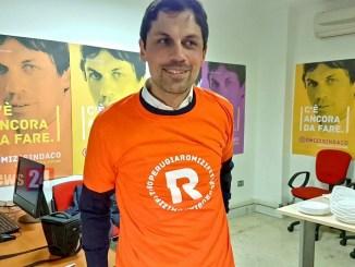 Andrea Romizi apre la sua campagna elettorale da Ponte 28 aprile