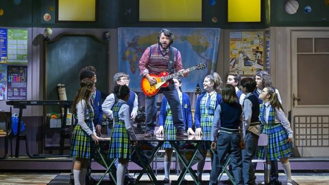 Nuovo musical di Massimo Romeo Piparo School of Rock al Teatro Lyrick