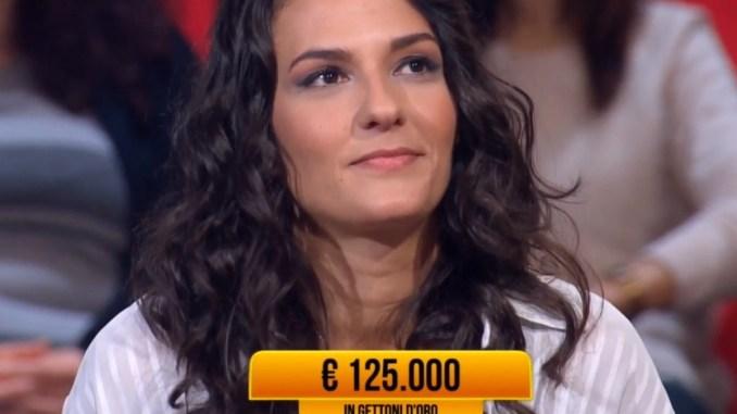 Valentina Dionigi di Bastia Umbra vince ai Soliti Ignoti, chi è la concorrente?