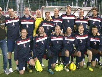 Avvocati perugini imbattibili, calcio, 12 successi, vinto torneo Grifo League