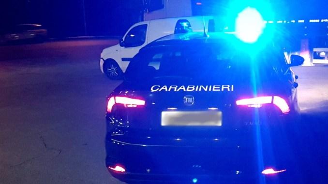 Rapina e furto in una villa vicino Todi, arrestati due stranieri