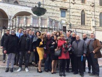 Elezioni, Carmine Camicia ha presentato la lista Perugia con il Cuore