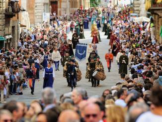 Perugia 1416 Rione Porta Santa Susanna elegge prima dama sabato 27 aprile
