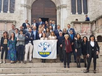 Elezioni, Lega Perugia ha presentato i suoi candidati
