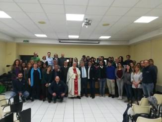 Santa Messa del cardinale Bassetti in Federfarma Umbria