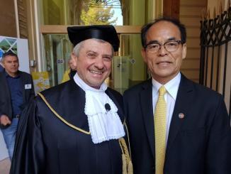 Il premio Nobel per la Fisica 2014, Shuji Nakamura, insegnerà a Perugia