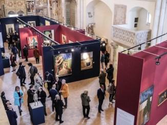 Mostra La stanza segreta, partenza a razzo, 70 opere di 40 artisti