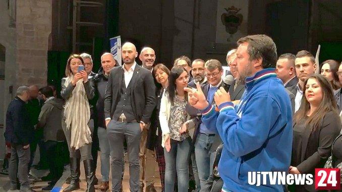 Terremoto e ricostruzione, Matteo Salvini, acceleriamo con sblocca cantieri
