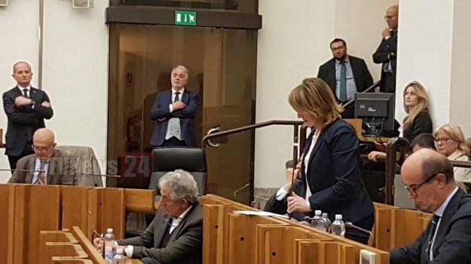 Dimissioni Marini, Casciari: «Non basta voltare pagina se il libro è lo stesso»
