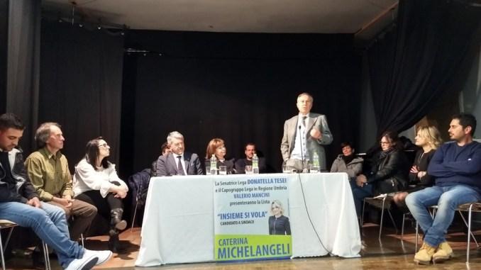 Domenico Benedetti Valentini prosegue serie di partecipazioni e interventi