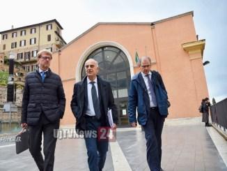 Inchiesta sanità, Procura chiede proroga arresti per Bocci, Duca e Valorosi