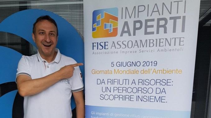 "Gesenu aderisce all'iniziativa ""Impianti aperti"" promossa da FISE Assoambiente"