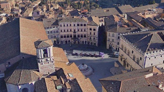 6 maggio associazioni centro storico Perugia, documento ai candidati sindaco