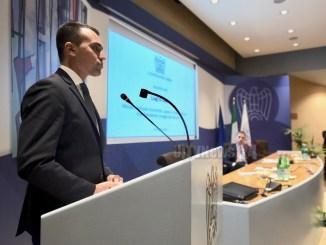 Di Maio, Pd nazionale, sempre quello dell'Umbria, è degli scandali